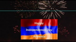 VOA TVNY: The Independence Day of Armenia, 2013