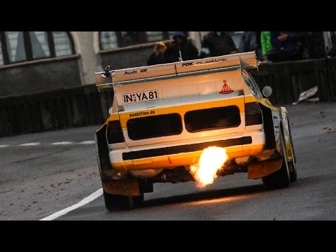 13° rally legend 2015 - pure sound