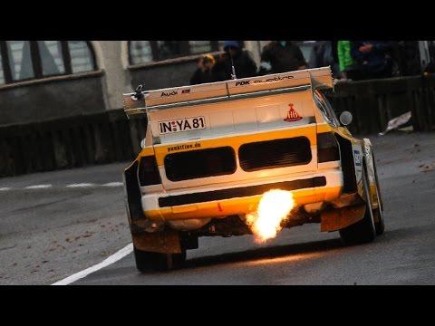 13° rally legend 2015 - pure sound
