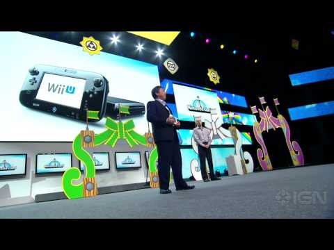 nintendo land e3 2012 - Get an overview of what the upcoming Wii U title has to offer in this presentation from Nintendo's E3 2012 press conference. See how the GamePad will work wi...