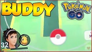 WHAT WILL HAPPEN IF YOU WALK 100km WITH YOUR BUDDY POKEMON In Pokemon Go?! DOUBLE BUDDY POKEMON?!