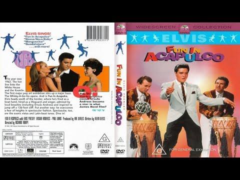 ELVIS PRESLEY - Vino, Dinero y Amor - Tema de la Película Fun in Acapulco (1963) 720p Subtitulado