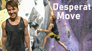 Cant believe this move was so Hard | Eric VS Nikken Problem by Eric Karlsson Bouldering
