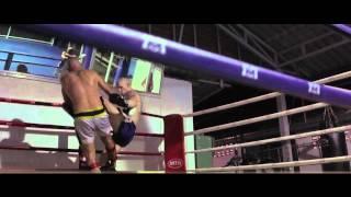 Pozvánka na zápas v Thajském boxu 2