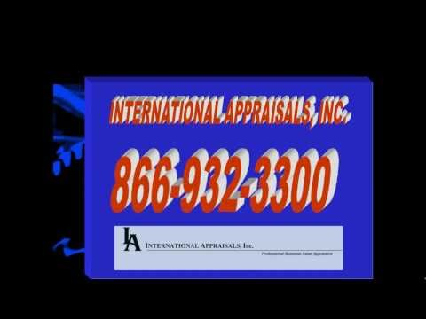 Machinery Appraisals | International Appraisals, Inc.