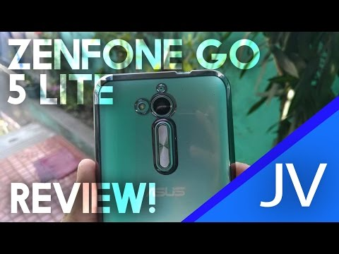 Asus ZenFone Go 5 Lite Review   ZB500KG   Is it Worth it? (2016 Model)