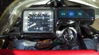 1. Honda  2009 crf 230L intro prt.1