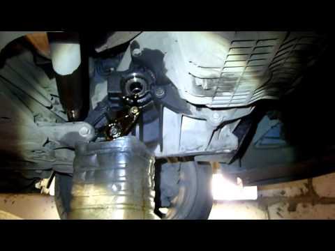 замена сальника на коробке передач форд фокус 3