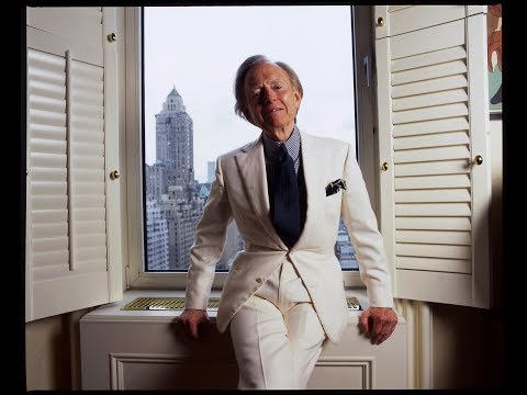 Remembering Tom Wolfe, American writer with an 'anthropologist's delight'