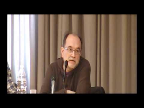 """Jornadas """"Móstoles sin petróleo"""": Carlos Taibo -Decrecimiento y crisis 1/6"""