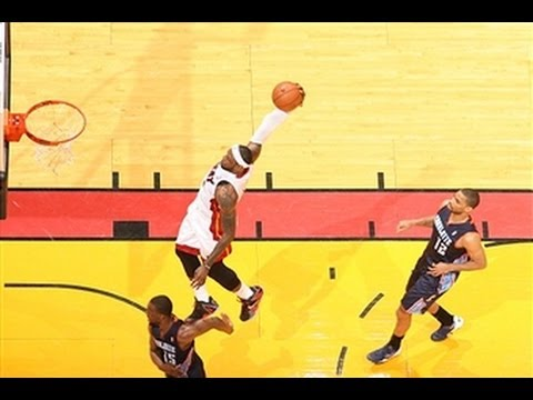 his - LeBron shows off all aspects of his game with this steal and slam. Visit nba.com/video for more highlights. About the NBA: The NBA is the premier professional basketball league in the United...