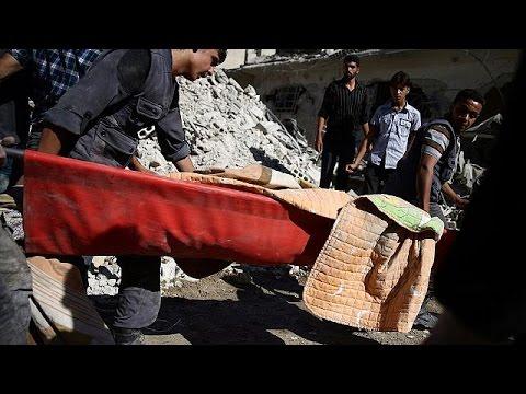 Συρία: Πολλαπλασιάζονται τα θύματα από τις συνεχείς συγκρούσεις