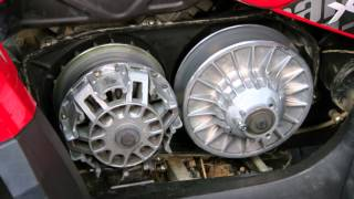 9. Ultimax Tips -  Can-Am Outlanders Drive Belt Change