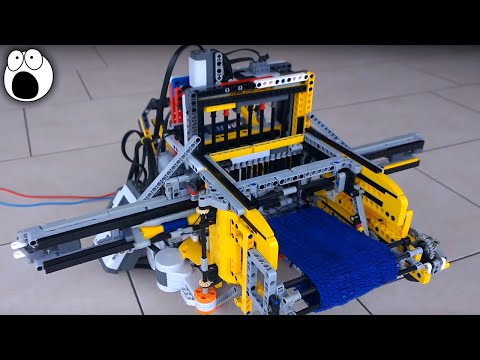 Video 10 MOST AMAZING Lego Machines download in MP3, 3GP, MP4, WEBM, AVI, FLV January 2017