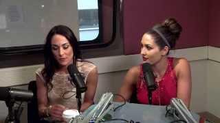 The Bellas on Wrestling with Rosenberg