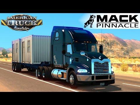 Mack Pinnacle v2.5