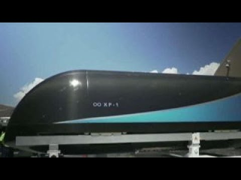 How long will it take to turn Virgin Hyperloop One from a dream to reality?