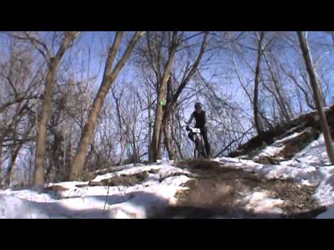 THE FROSTBIKE ~ Winter Mountain Bike Race v2011