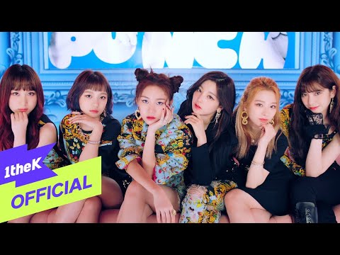 [MV] Rocket Punch(로켓펀치) _ BOUNCY