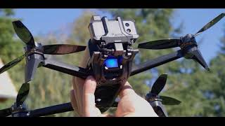 DRON PROFESIONAL PARROT BEBOP-PRO THERMAL