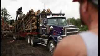 Nonton American Loggers Choose Western Star Trucks at MATS 2011 Film Subtitle Indonesia Streaming Movie Download