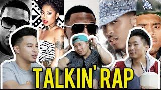 ASIAN GUYS TALK ABOUT RAP