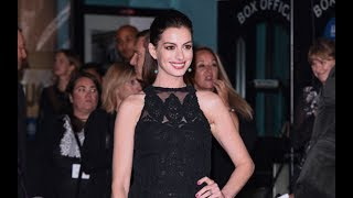 Anne Hathaway is in talks to replace Amy Schumer as the star of the live-action Barbie movie. While the deal is not yet done, the film has already signed on Australian director Alethea Jones. The film wants to tackle issues such as what it means to be perfect and female empowerment.http://www.celebified.com - Get the hottest scoop on your favorite stars, TV shows, movies, and more!http://www.facebook.com/Celebified - 'Like' us and join in on the gossip fest!http://www.twitter.com/Celebified - Follow us for regular entertainment buzz and behind-the-scenes snaps from our red carpet visits, exclusive interviews, and more!Move over, Amy Schumer! Anne Hathaway is in talks to star in the new Barbie movieEntertainment Weekly reports that the Academy Award winning actress is in talks with Sony Pictures to take the leading role in the upcoming live-action Barbie film.This would fill the role Amy Schumer left in March. The picture will also feature Australian director Alethea Jones.The overall goal of the film is to reinvigorate the 50-year-old Mattel brand as well as tackle the issues of female empowerment and what it means to be perfect.Do you think Hathaway is a better fit as Barbie? Sound off in the comments, and as always stick with us at Celebified for the latest TV scoop I'm Hailey, see you next time!