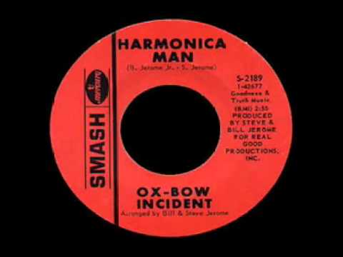 The Ox-Bow Incident - Harmonica Man