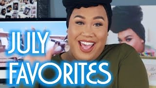 JULY FAVORITES 2016 | PatrickStarrr by Patrick Starrr