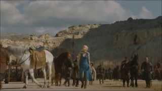 Daario Naharis vs Champion of Meereen scene   Game of Thrones 4x03   Breaker of Chains 1080p HD
