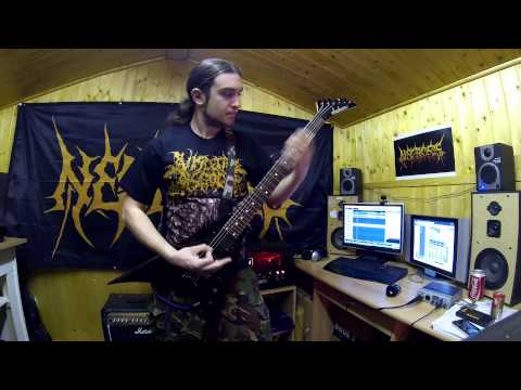 Dying Fetus - Subjected to a Beating (Guitar Cover)
