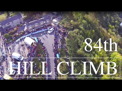 Video highlights of the Monsal Hill Climb 2014