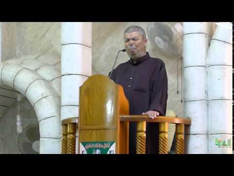 خطبة الجمعة لفضيلة الشيخ عبد الله 15/5/2015