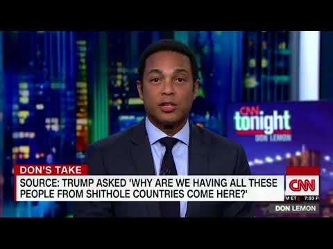 DON LEMON CALLS DONALD TRUMP A RACIST ON LIVE TV!!!
