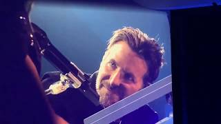 Video Lady Gaga and Bradley Cooper perform Shallow in Las Vegas MP3, 3GP, MP4, WEBM, AVI, FLV Juni 2019