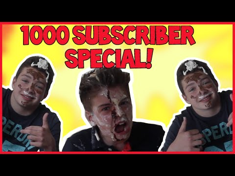 5 Challenges 1 Video - 1000 Subscriber Special Challenge Video