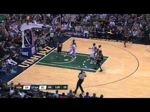 Preseason: Portland Trail Blazers 89 – Utah Jazz 92