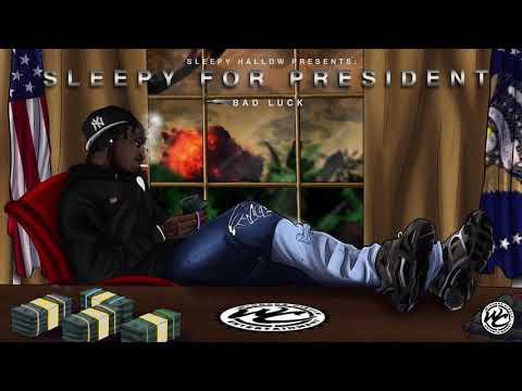 Sleepy Hallow - Bad Luck (Visualizer)