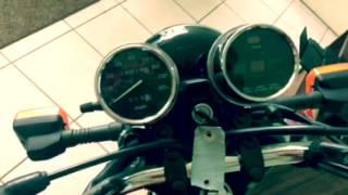 10. 2003 Honda Nighthawk 250cc
