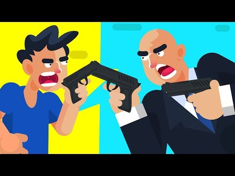 YOU vs AGENT 47 - Could You Defeat and Survive Him? (Hitman Video Game)