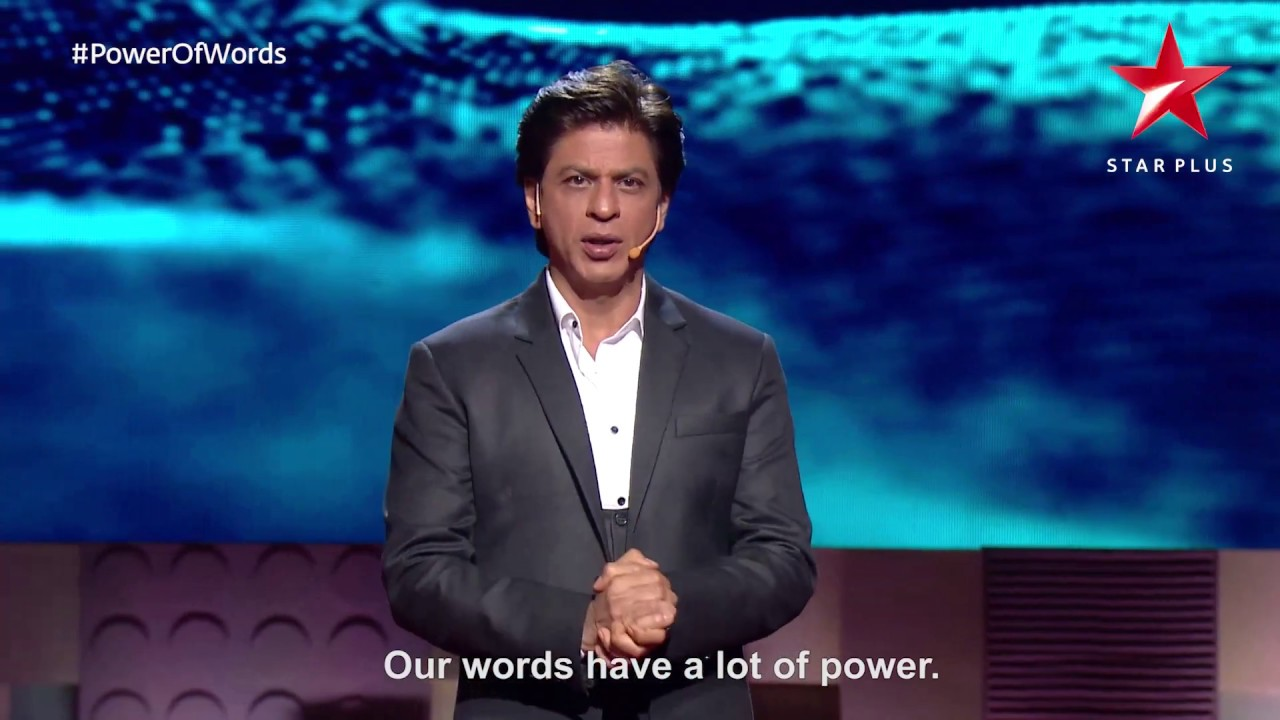 TED Talks India Nayi Soch | Words Are Powerful
