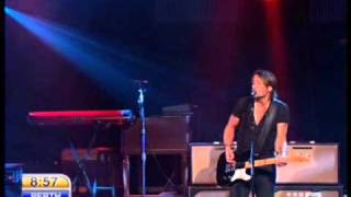 Keith Australia  city pictures gallery : Keith Urban - Flame Trees ( Today Australia 11.4.2011 )