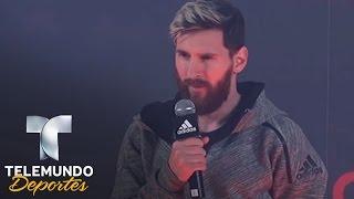 Messi pudo morir en el avión del Chapecoense | Deporte Rosa | Telemundo Deportes