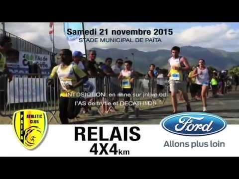 RELAIS 4x4km FORD 2015