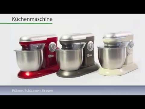 Clatronic Küchenmaschine KM 3573