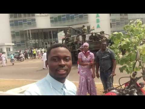inauguration of President Nana Akofo-Addo, sights and sounds from Ghana - episode #28