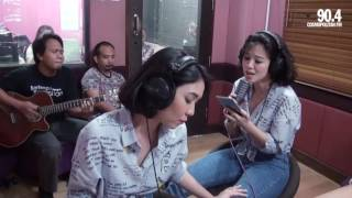 Happy Hour with Agatha Suci & Gisel - Too Good To Say Goodbye (Cover) Video