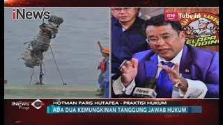 Video Hotman Paris Hutapea Bantu Keluarga Korban Lion Air PK-LQP di Jalur Hukum - iNews Pagi 29/11 MP3, 3GP, MP4, WEBM, AVI, FLV Desember 2018