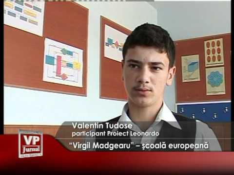 """""""Virgil Madgearu"""" – şcoală europeană"""