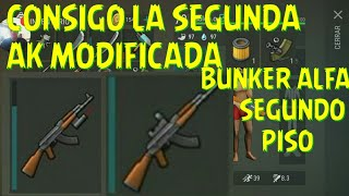 CONSIGO LA SEGUNDA AK MODIFICADA Last Day on Earth Survival